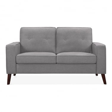 Madison 2 Seater Sofa - Smokey Grey