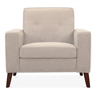 Madison Armchair - Cream