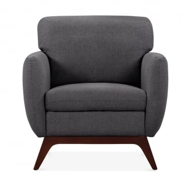 Jensen Armchair - Dark Grey