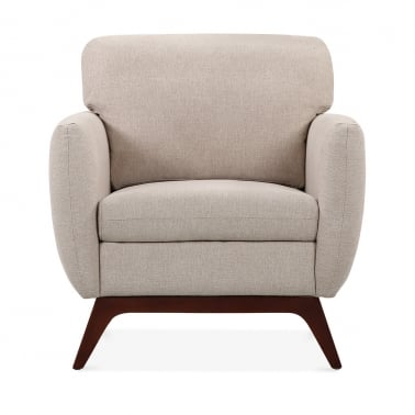 Jensen Armchair - Cream