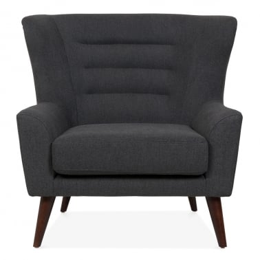 Maddox Armchair - Dark Grey