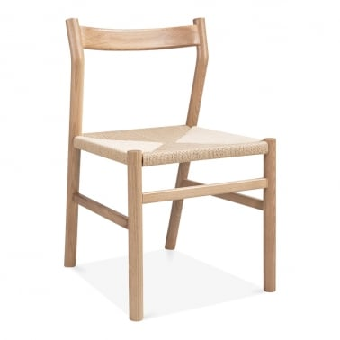 Knightsbridge Dining Chair - Natural / Natural Seat