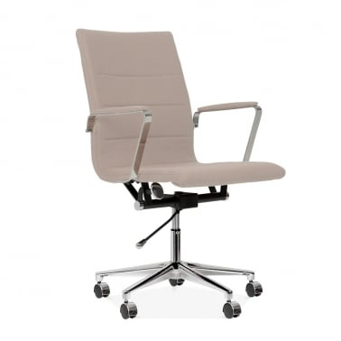 Ellington Office Chair in Cashmere - Beige