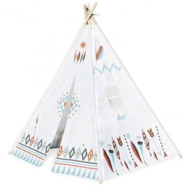 Indian Cheyenne Teepee By Ingela P. Arrhenius