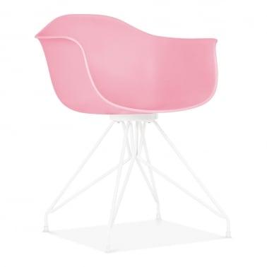Moda Armchair Cd1 Candy Pink