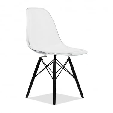 Transparent DSW Chair
