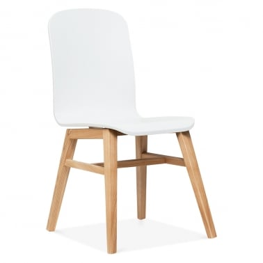 Lilly Dining Chair - White