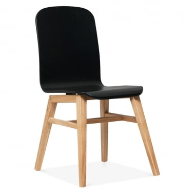 Lilly Dining Chair - Black
