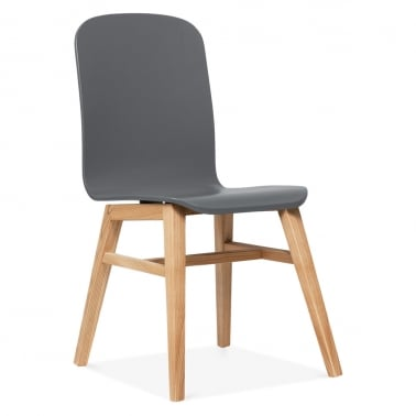 Lilly Dining Chair - Grey