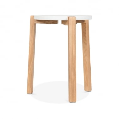 Jepsen Stool - White