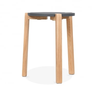 Jepsen Stool - Grey