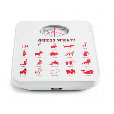 Family Bathroom Scales - White