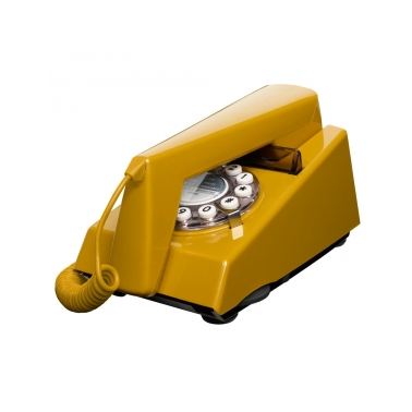 Trim Telephone - Gold