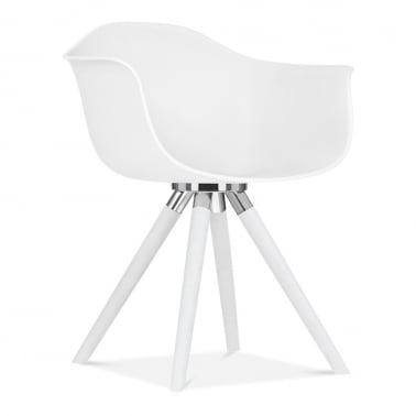 Moda Armchair CD2 - White