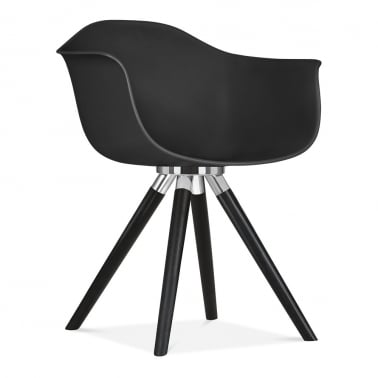 Moda Armchair CD2 - Black