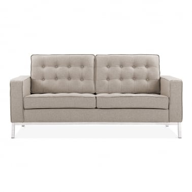 Riley 2 Seater Sofa - Cream