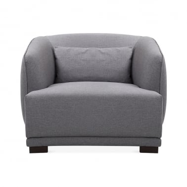 Berman Armchair - Dark Grey