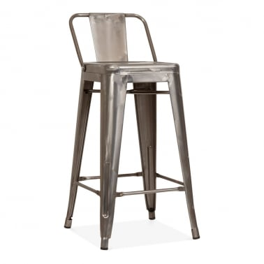 Xavier pauchard stools cult furniture - Tabouret de bar style tolix ...