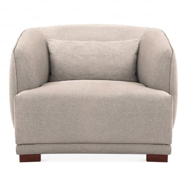 Berman Armchair - Cream