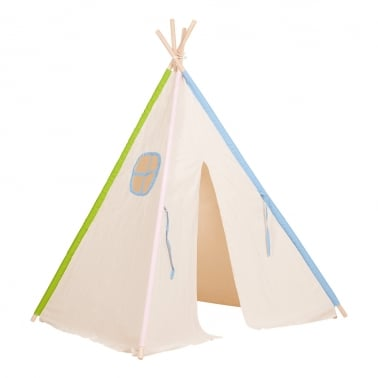 Kids Teepee Tent - Lemon