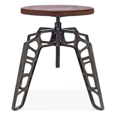 Odyssey Swivel Low Stool 45cm