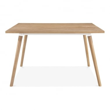 Helsinki Rectangle Dining Table, Natural 160cm ...