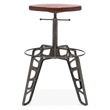Odyssey Swivel Bar Stool 65cm