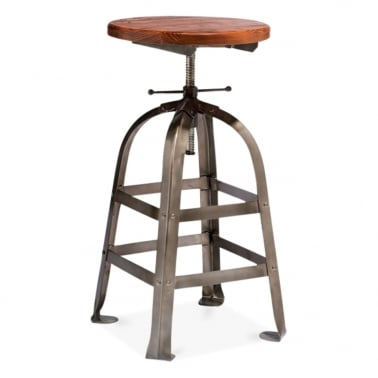 Titan Swivel Bar Stool 65cm
