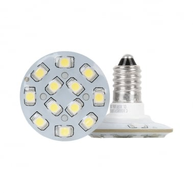 24V 16-LED Light Bulb - E10