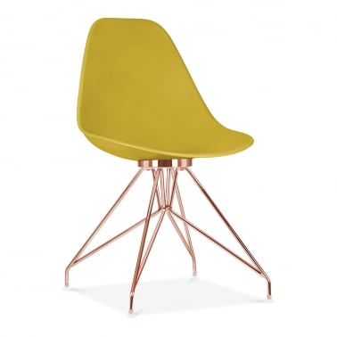 Moda Dining Chair CD1 - Mustard
