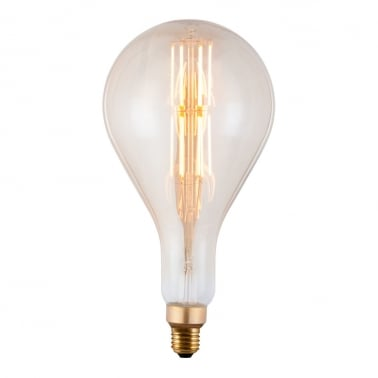XXL LED PS160 Filament Light Bulb - E27 11 watt