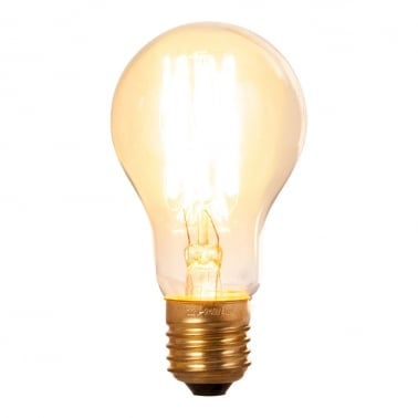 Squirrel Filament Dimmable Light Bulb A60 - E27