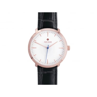 Unisex London Classic Watch, 40mm in Rose Gold