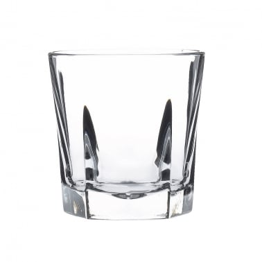 Inverness Rocks Old Fashioned Glass Tumbler 36cl
