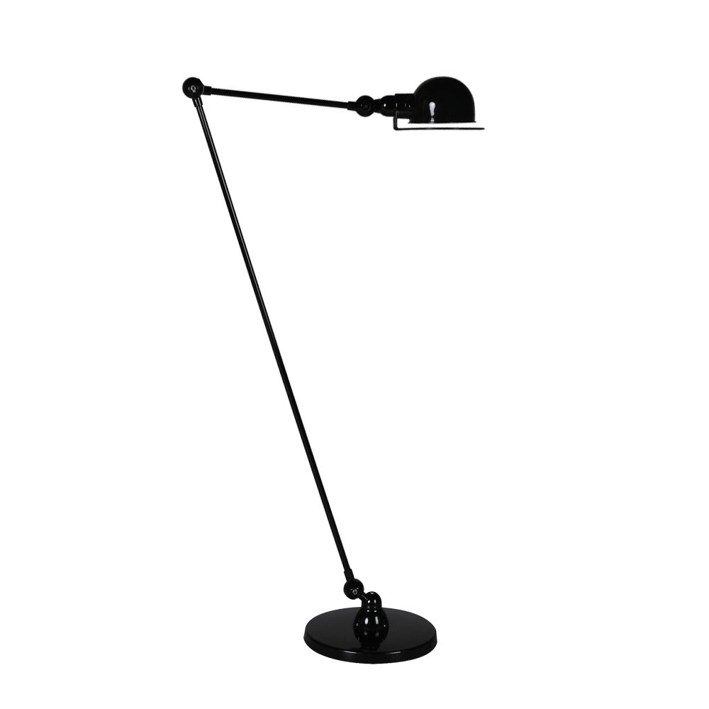 black loft floor lamp cult furniture uk. Black Bedroom Furniture Sets. Home Design Ideas