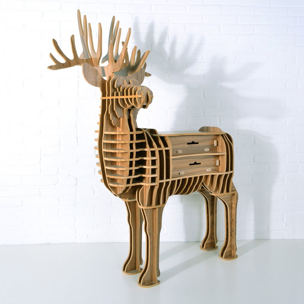 Wood Safari Trophy Deer Cult UK