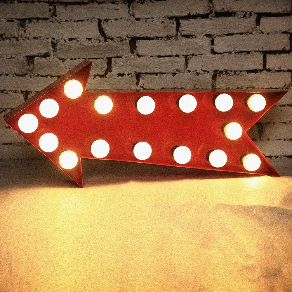 Circus Light Arrow Shape & Circus Light Arrow Shape | Cult Furniture UK azcodes.com