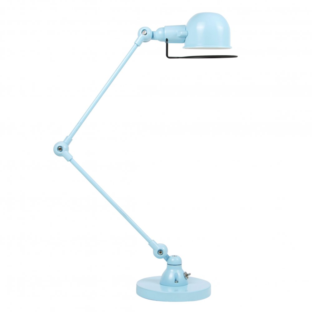 Awesome Light Blue Loft Desk Lamp Cult Uk