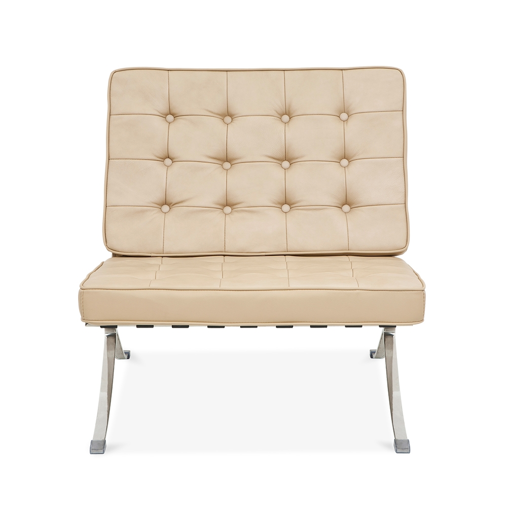 barcelona style furniture. style cream barcelona chair furniture s