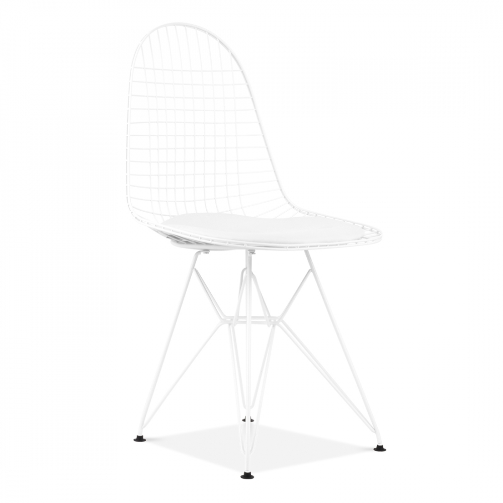 eames dkr loading picture of replica eames dkr wire chair black