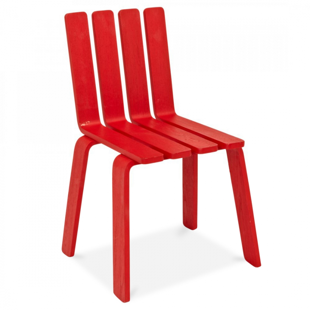 Kitchen Table And Chairs Homebase: Bench Outdoor Dining Chair Red