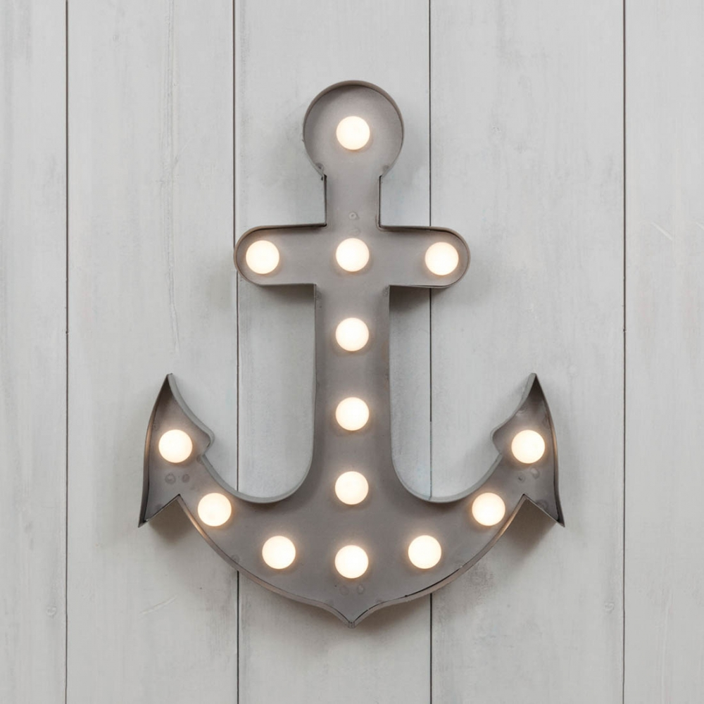 Anchor vegas metal led circus light industrial lights cult uk vegas metal 13 led light up anchor parisarafo Choice Image