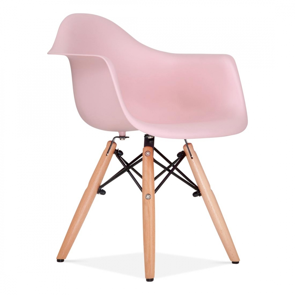 Cult living daw style pastel pink kids chair cult furniture uk - Chaise bureau scandinave ...