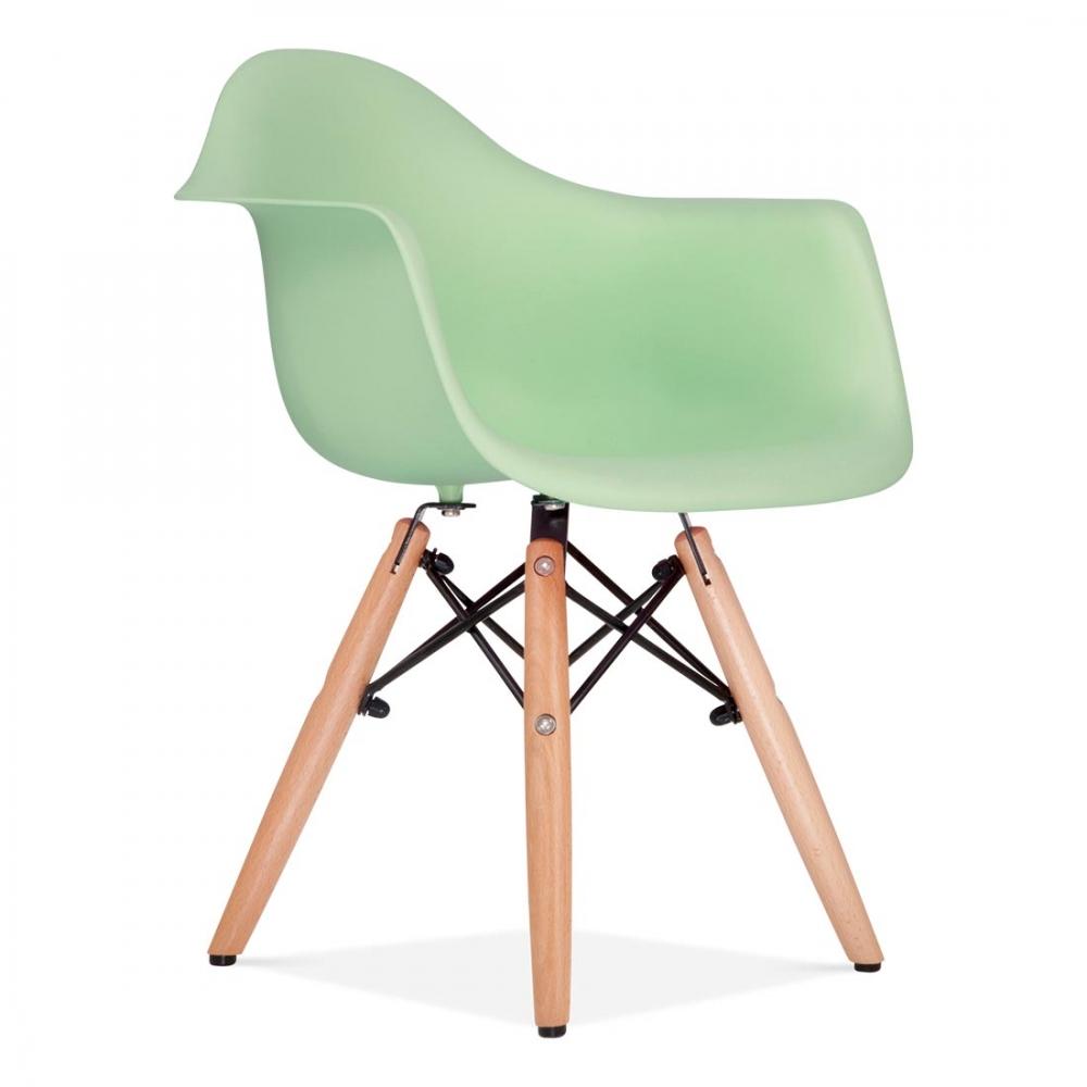 eames inspired kids soft green daw chair | children's chairs | cult uk - Chaise Daw Charles Eames