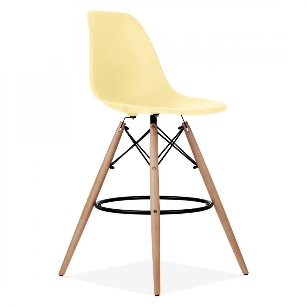 eames style lemon dsw stool kitchen bar stools cult uk. Black Bedroom Furniture Sets. Home Design Ideas