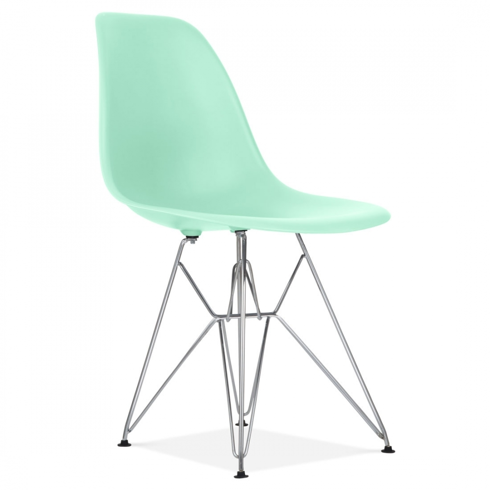 charles eames dsr eiffel chair in peppermint cult. Black Bedroom Furniture Sets. Home Design Ideas