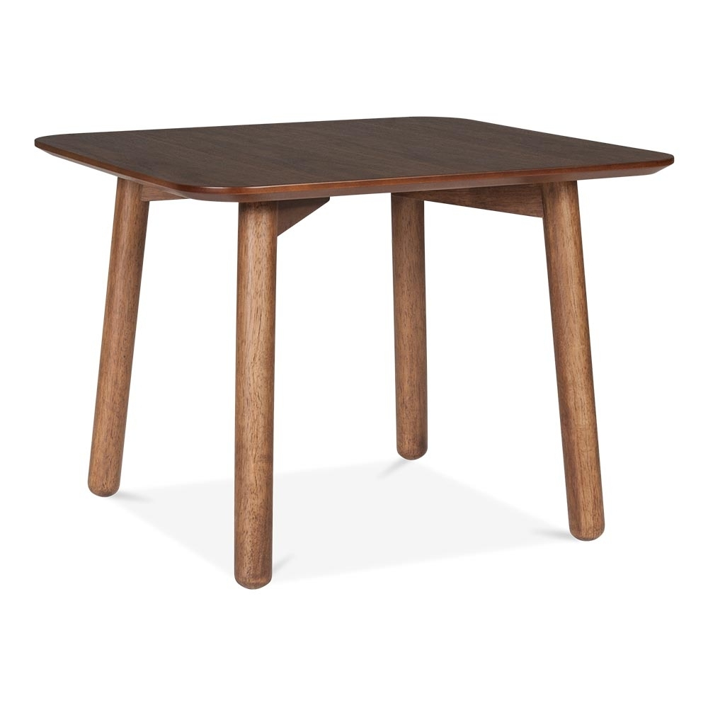 Cult living kitson end table with walnut finish cult furniture uk - Cult furniture ...