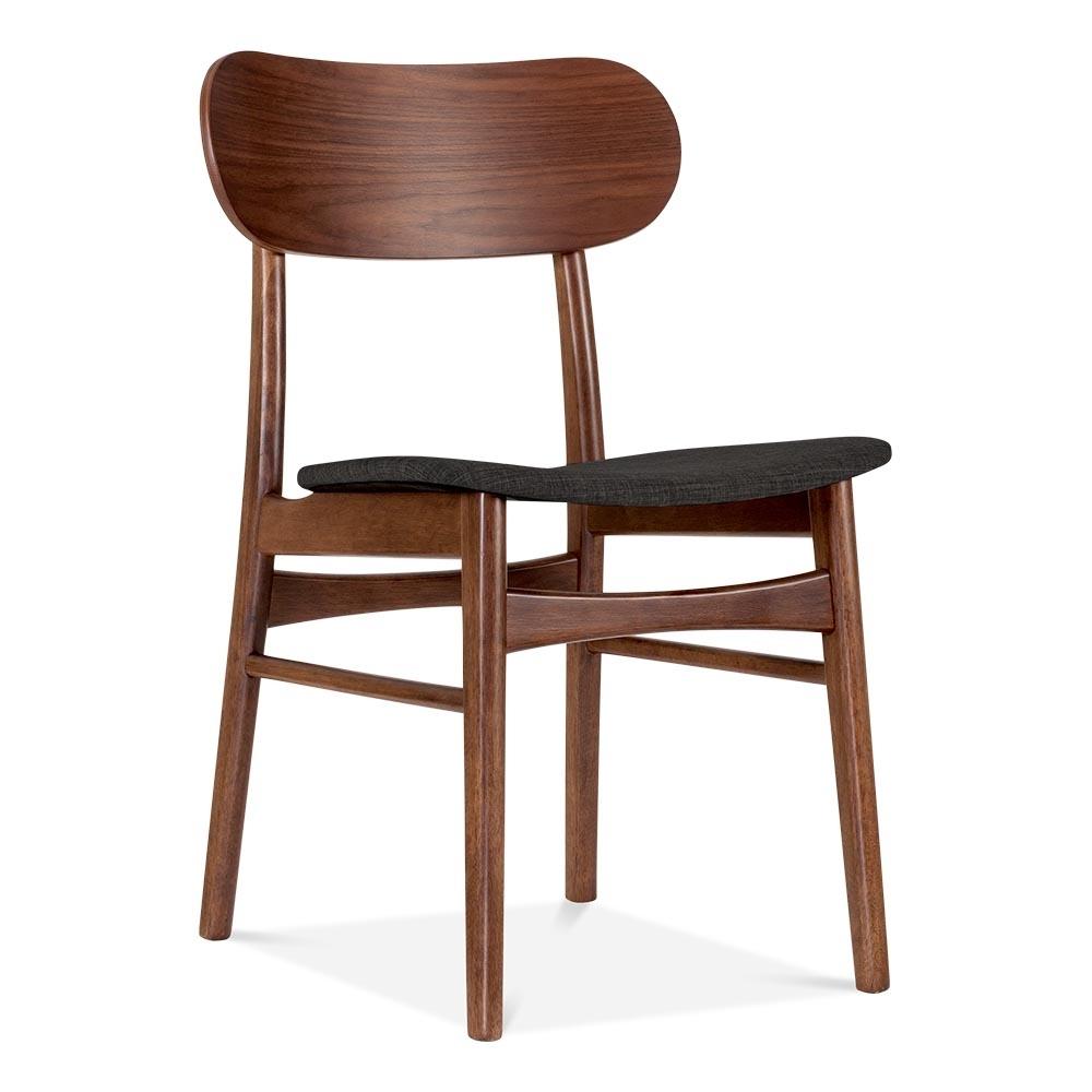 Upholstered Kitchen Stools Uk: Cult Living Modernist Upholstered Dining Chair