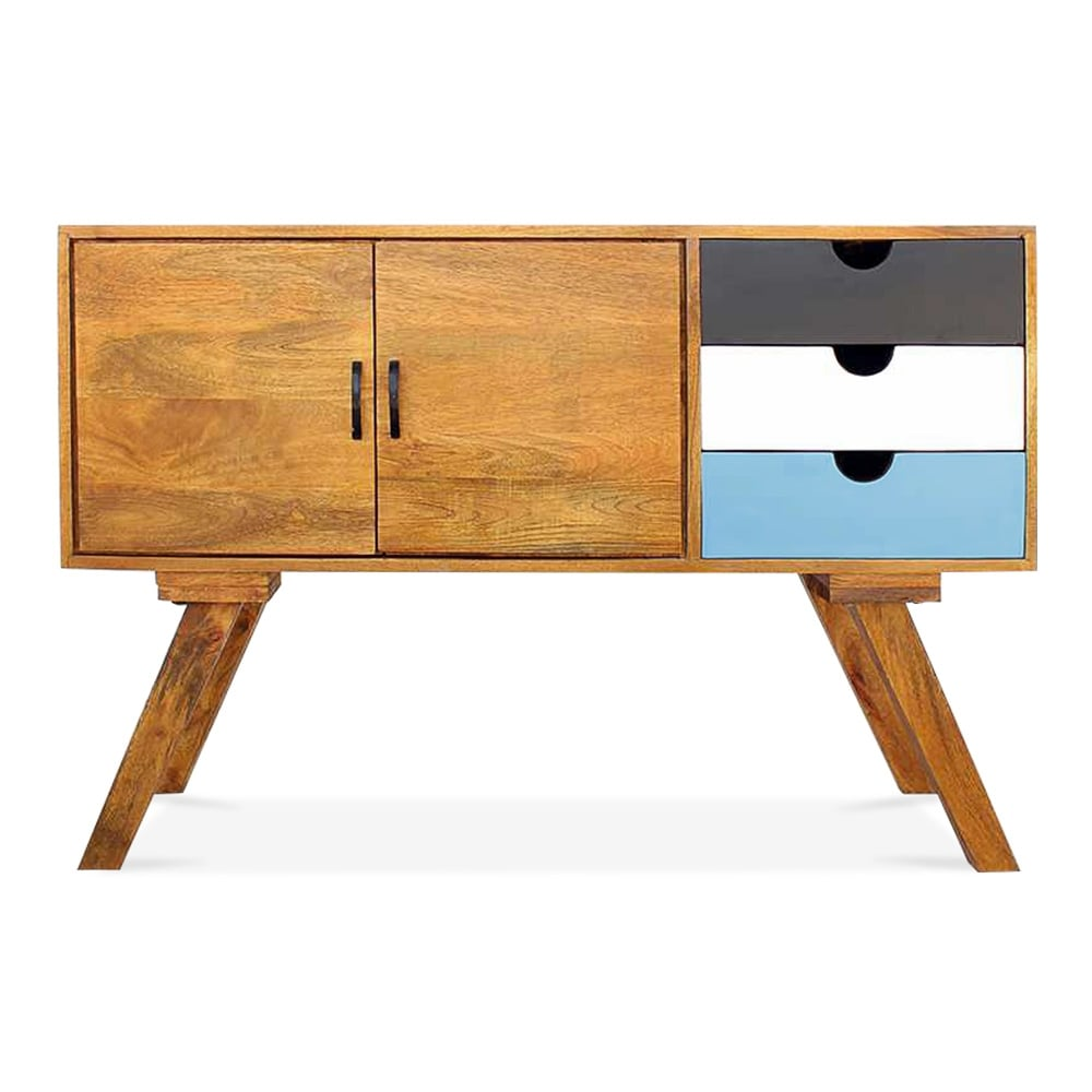 Cult Living Jasmine Media Unit In Light Blue Cult Furniture Uk # Living Meuble Tv