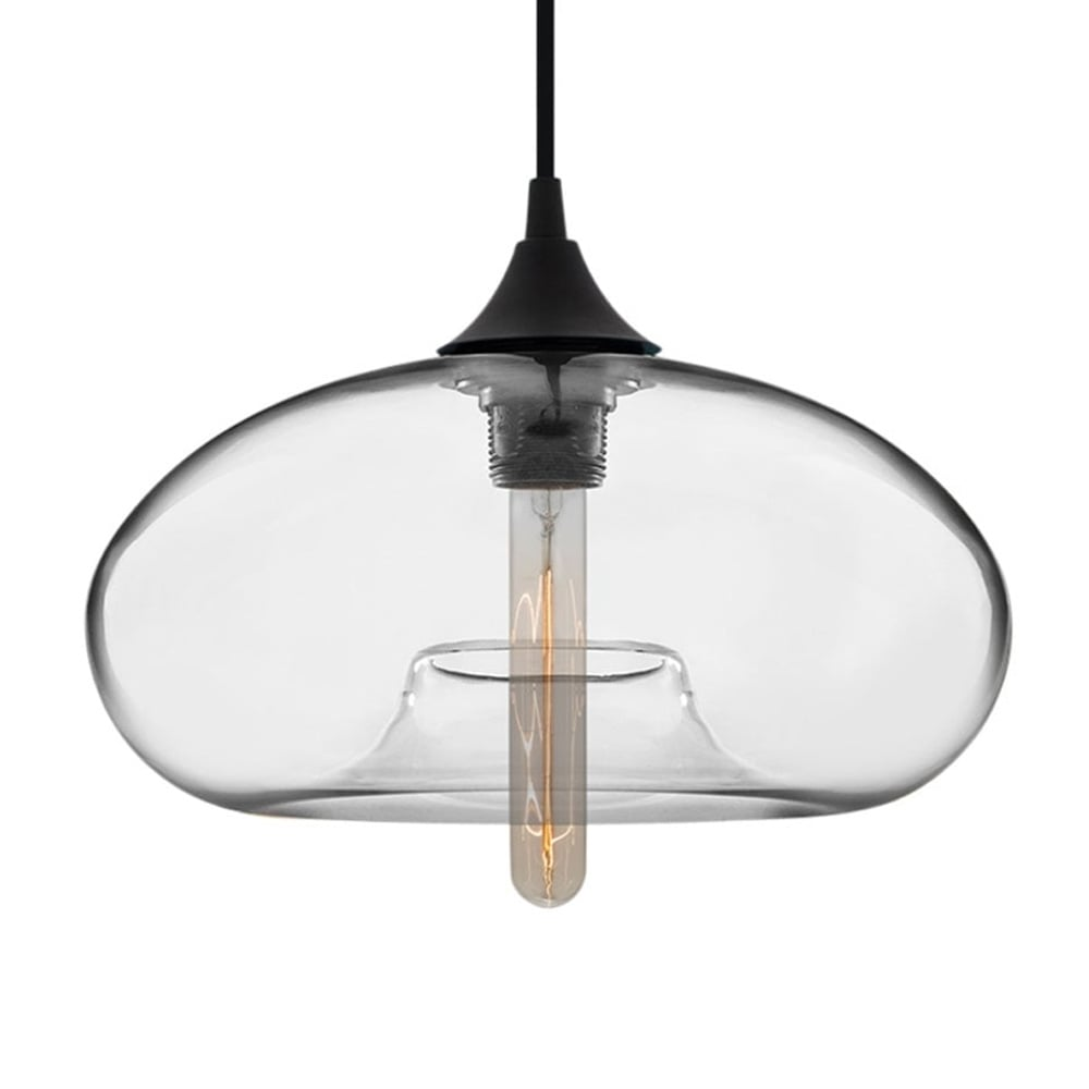 clear edison industrial aurora modern pendant light  cult uk - edison industrial aurora modern pendant light  clear